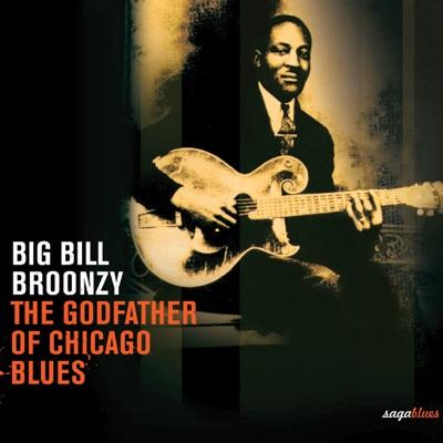 Saga Blues: The Godfather of Chicago Blues - Big Bill Broonzy