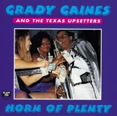 Grady Gaines & The Texas Upsetters - Looking for One Real Good Friend