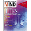 Scientific American - Lies: Scientific American Mind portada