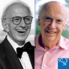 James D. Watson - James D. Watson in Conversation with Eric Kandel at the 92nd Street Y  artwork