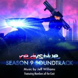 red vs blue season 9 soundtrack