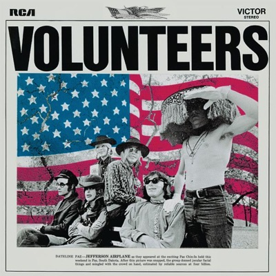 Volunteers (Bonus Track Version) - Jefferson Airplane
