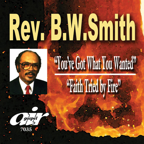 Sermons: You've Got What You Wanted / Faith Tried By Fire by Rev
