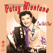 Patsy Montana - I Only Want a Buddy Not a Sweetheart