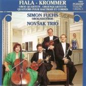 Oboe Quartet No. 1 In C Major: I. Allegro artwork