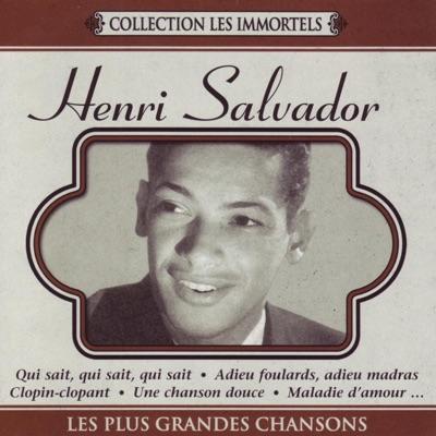 Les plus grandes chansons - Henri Salvador