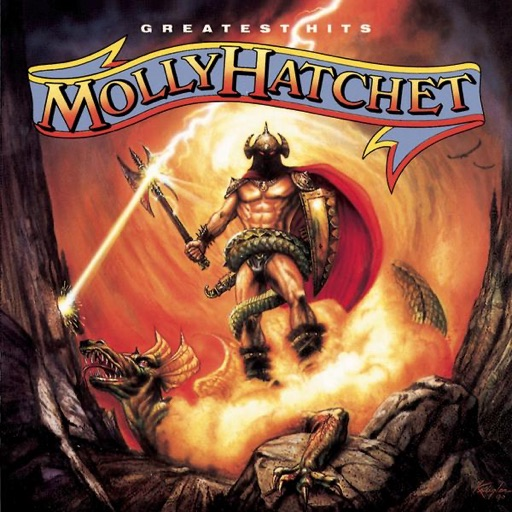 Art for It's All Over Now by Molly Hatchet