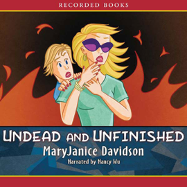 Undead and Unfinished: Queen Betsy, Book 9 (Unabridged) audiobook
