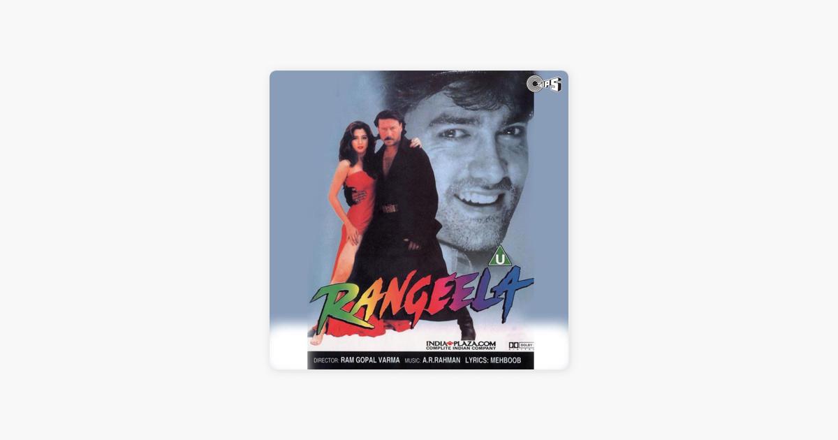 tanha Tanha By A. R. Rahman On Apple Music