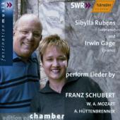 Mozart - Schubert - Huttenbrenner: Lieder