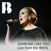 Someone Like You (Live from the BRITs)