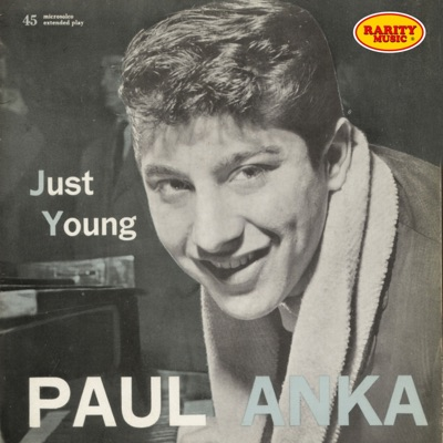 Paul Anka: Rarity Music Pop, Vol. 122 - EP - Paul Anka