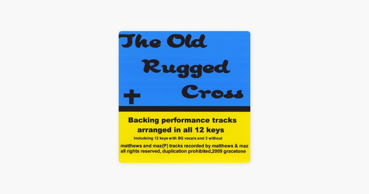 Old Rugged Cross Accompaniment Track Uniquely Modern Rugs