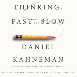 Thinking, Fast and Slow (Unabridged) audiobook
