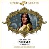 Qual Cor Tradisti - Nicola Rossi-Lemeni (Oroveso), Mario Filippeschi (Pollione), Maria Callas & Chorus