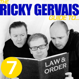 The Ricky Gervais Guide to...LAW AND ORDER (Unabridged) audiobook