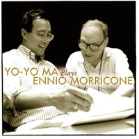 Ennio Morricone, Yo-Yo Ma & Roma Sinfonietta - The Mission: Gabriel's Oboe artwork