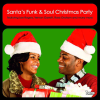 Various Artists - Santa's Funk & Soul Christmas Party  artwork