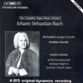 Helmuth Walcha - Johann Sebastian Bach: Trio Super. Nun komm, der Heiden Heiland, BWV 660