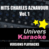 Hits Charles Aznavour, vol. 1 (Versions karaoké)