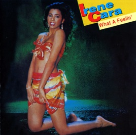 Irene Cara Breakdance