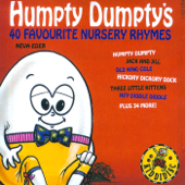 Humpty Dumpty's 40 Favourite Nursery Rhymes