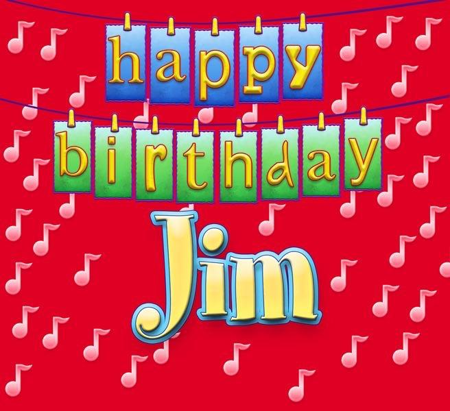 Image result for happy birthday Jim