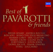 Best of Pavarotti & Friends - The Duets - Luciano Pavarotti - Luciano Pavarotti