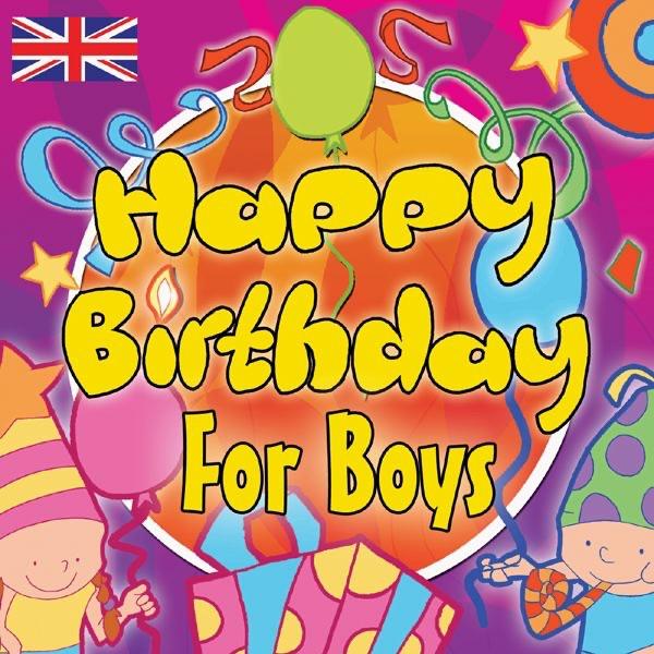 Happy Birthday for Boys