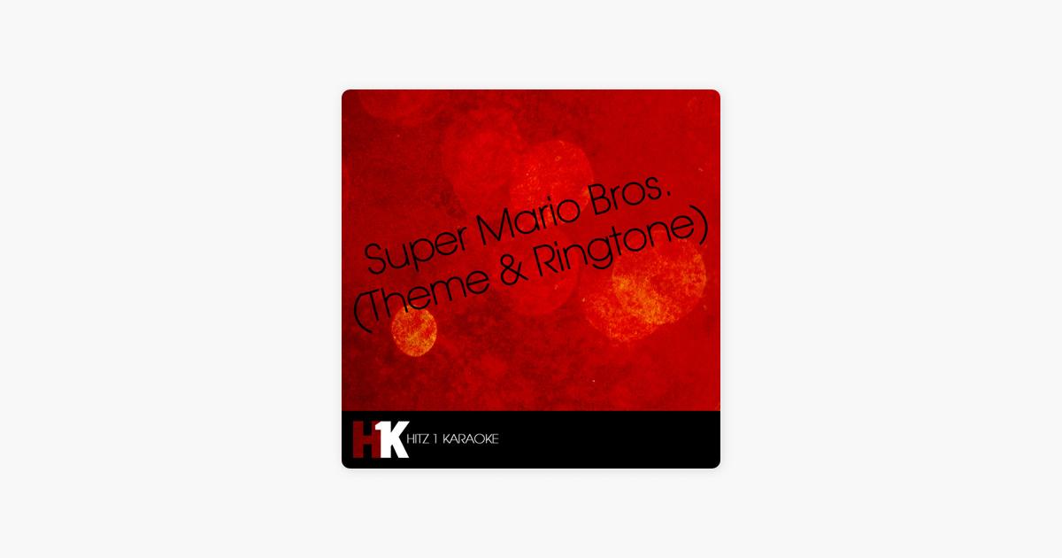 Super Mario Bros  (Theme) - Single by Cover Guru on iTunes