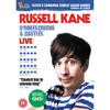 Russell Kane - Smokescreens & Castles Live artwork