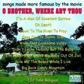 Ralph stanley angel band lyrics