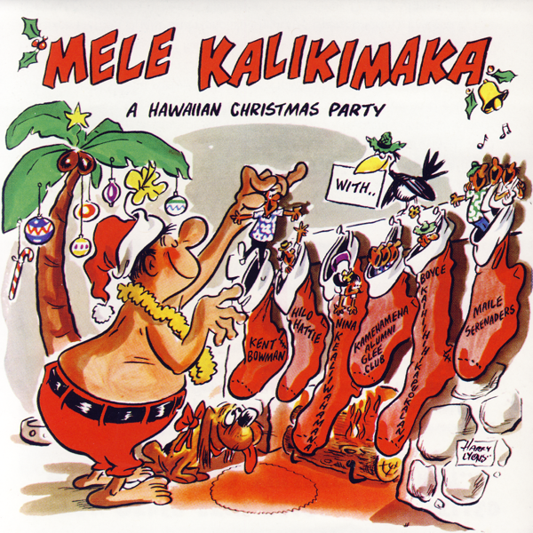 Mele Kalikimaka - A Hawaiian Christmas Party Various Artists
