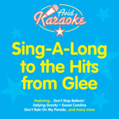 Don't Stop Believin' (In The Style Of Glee) [Professional Backing Track]