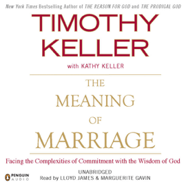 The Meaning of Marriage: Facing the Complexities of Commitment with the Wisdom of God (Unabridged) audiobook