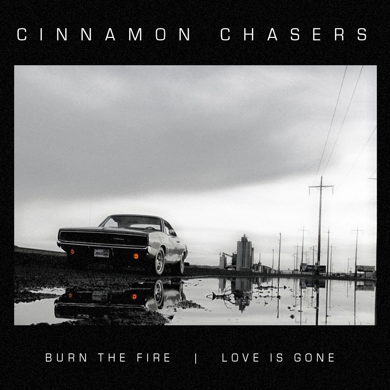 Burn the Fire / Love Is Gone - Single