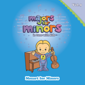 Majors For Minors Volume 9 - Mozart For Minors