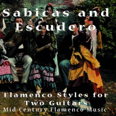 Flamenco Styles for Two Guitars - Agustín Castellón 'Sabicas'