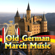 Old German March Music - German Bavarian Soldier Choir