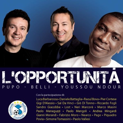 L'opportunità - EP - Youssou N'dour