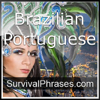 Innovative Language Learning - Learn Portuguese - Survival Phrases Portuguese, Volume 1: Lessons 1-30: Absolute Beginner Portuguese #3 (Unabridged) artwork