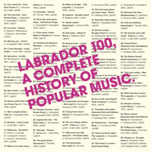 Labrador 100 - A Complete History of Popular Music