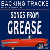 Songs from GREASE (Backing Tracks)