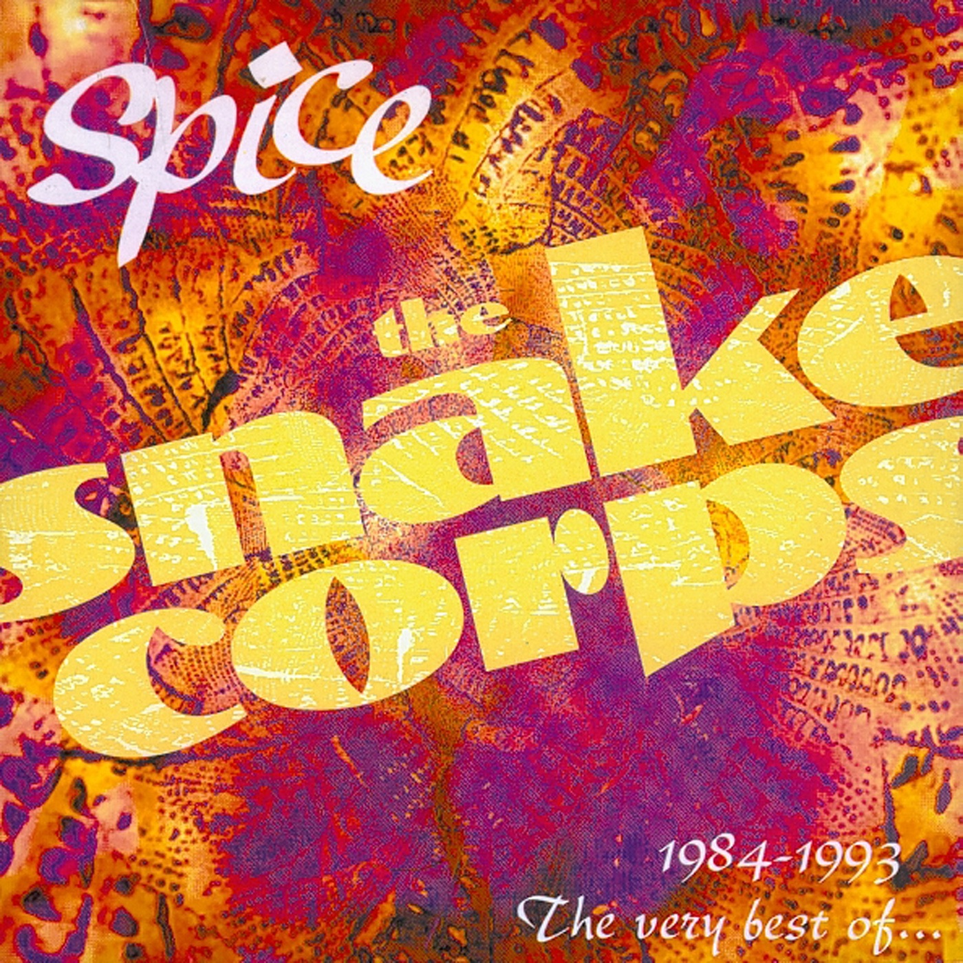 Snake Corps - 1984-1993, The Very Best Of
