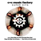 C+C Music Factory - Gonna Make You Sweat (Everybody Dance Now)