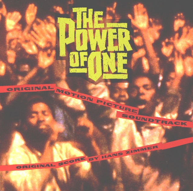 the power of one music and Find a various - the power of one (original motion picture soundtrack) first pressing or reissue complete your various collection shop vinyl and cds.