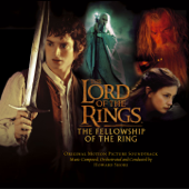 The Lord Of The Rings: The Fellowship Of The Ring (Original Motion Picture Soundtrack)-Howard Shore
