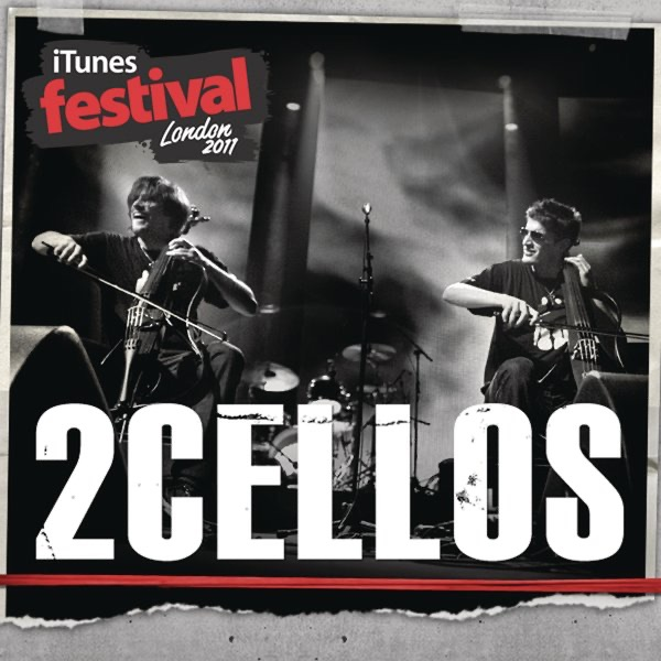 album 2cellos