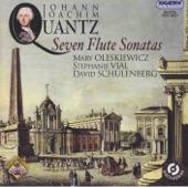 Johann Joachim Quantz - Sonata in C major for flute and c. QV 1,9,