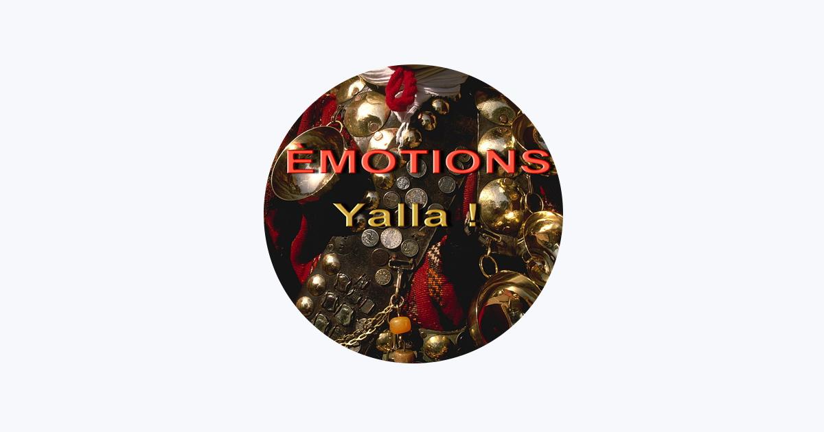 Emotions on Apple Music